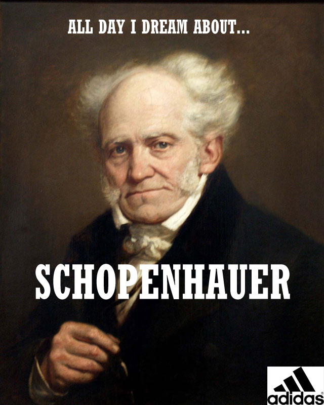 All Day I Dream About Schopenhauer